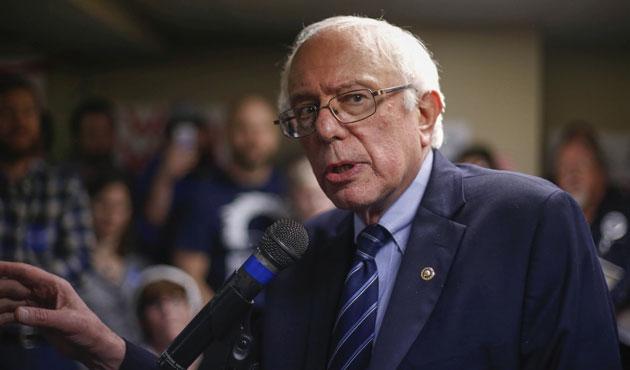 ABD Başkan adayı Sanders'ten vahşi kapitalizm eleştirisi