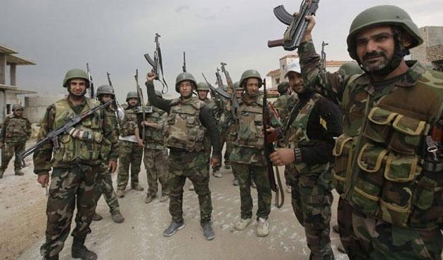 Suriye'de askerlik gözaltıları