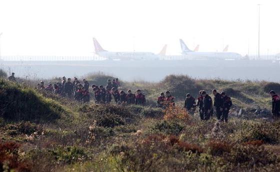 Havalimanına havan saldırısı iddiaları yalanlandı