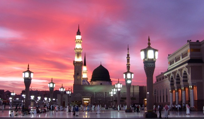 İİT'ten Medine'ye 'turistik kent' muamelesi