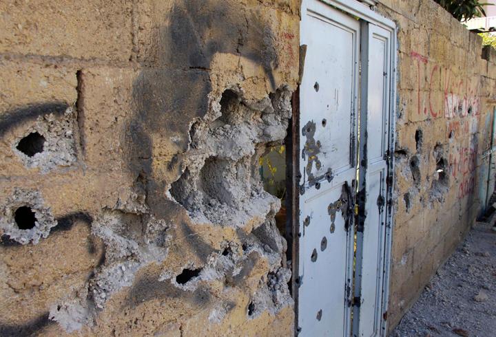 Nusaybin'de çatışmanın izleri   FOTO