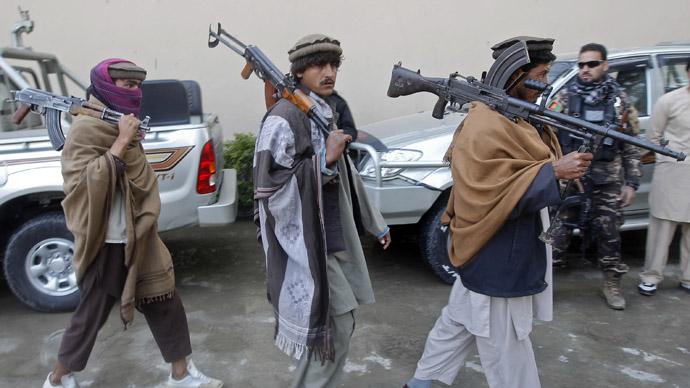 Dört ülke Taliban'la barış için bir araya gelecek
