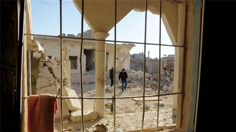 Katar, Esad konusunda Moskova ile uyuşmadı