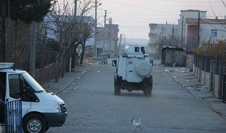 Dargeçit'te sokağa çıkma yasağı kaldırıldı