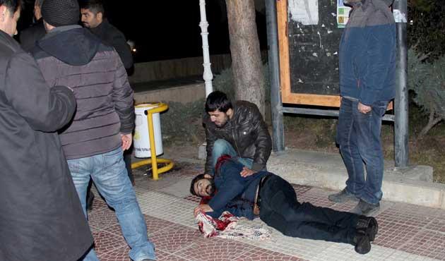 İnönü Üniversitesi'nde gerginlik; 65 gözaltı