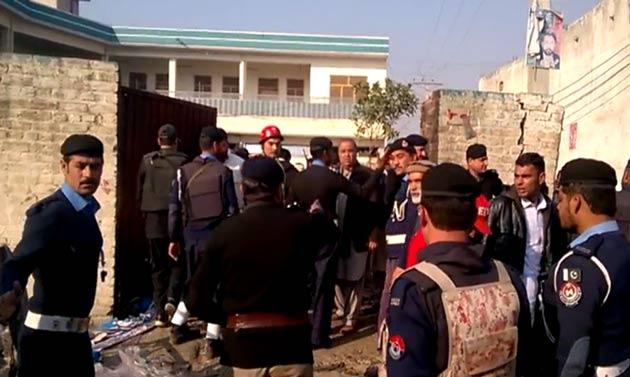 Pakistan saldırısını Cemaat'ul Ahrar üstlendi