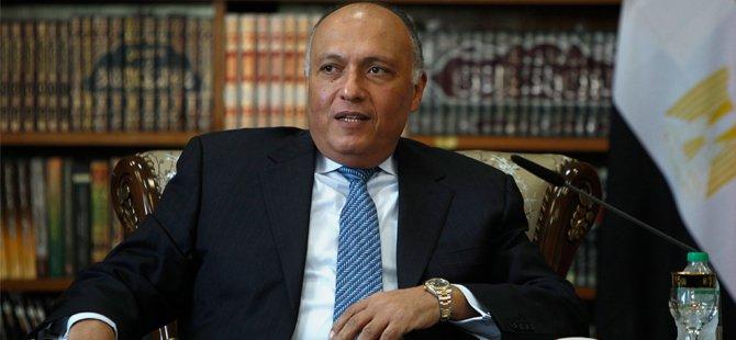 Mısır'da Filistin diplomasisi