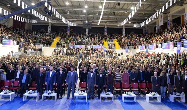 AGD Mekke'nin fethini kutladı