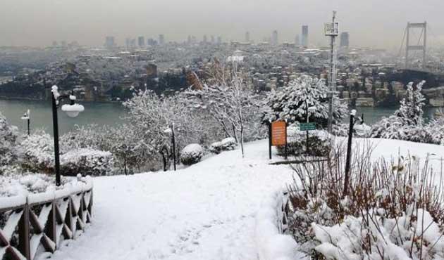 İstanbul'da yeni haftada kar bekleniyor