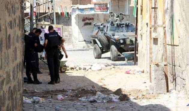 Sur ve Cizre'de 22 PKK'lı etkisiz hale geltirildi