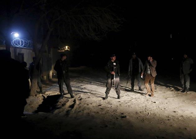 Kabil'de Büyükelçilikler bölgesinde patlama