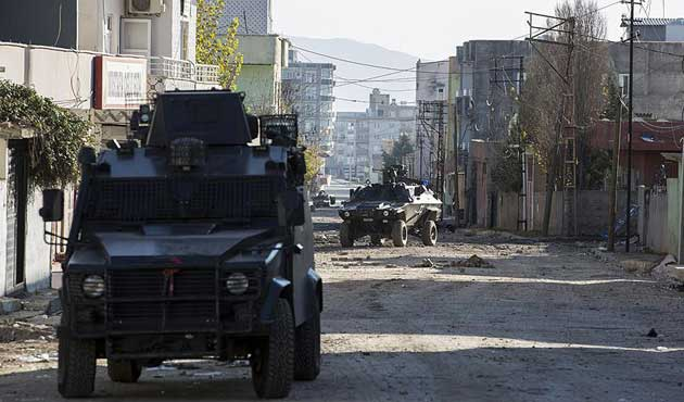 Üç ilçede öldürülen PKK'lı sayısı 315