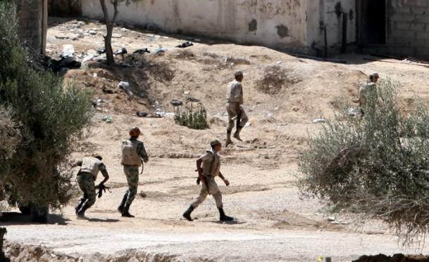 Sina'da BM karargahına saldırı