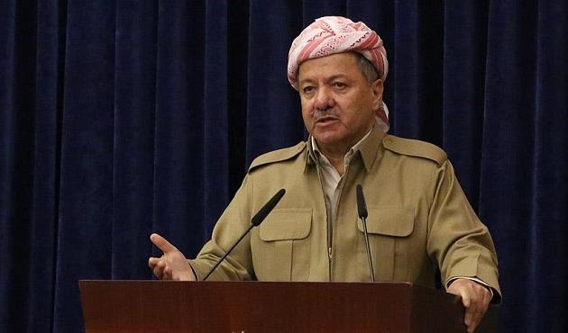 Barzani, Haşdi Şabi komutanıyla görüştü