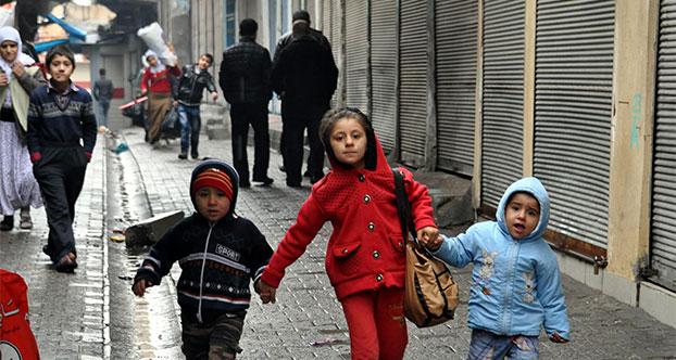 Cizre'de 12 yaşındaki çocuk vuruldu