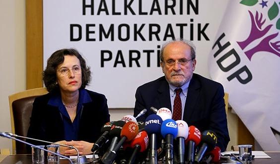 'Dokunulmazlık çağrısı' sonrası HDP'den kritik ziyaret