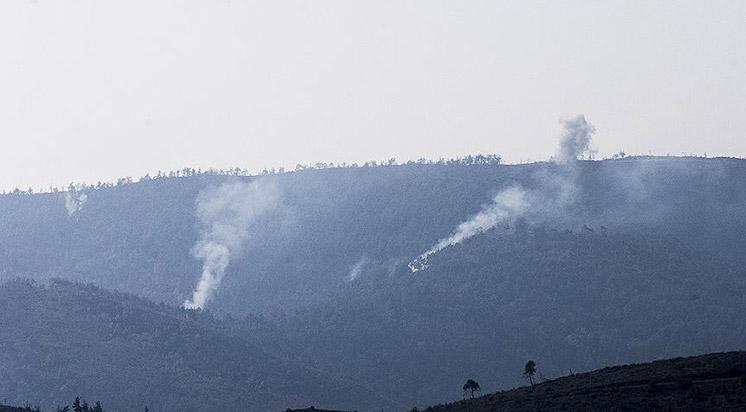 Esad ve Rusya Türkmenlere saldırıyor