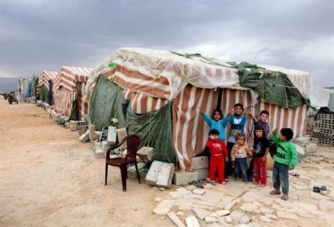 ABD Lübnan'a mülteciler için 1.1 milyar dolar verdi
