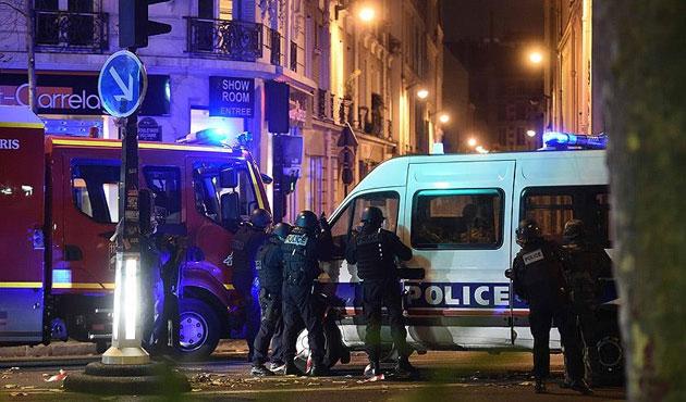 Paris saldırısındaki patlayıcılar Brüksel'de üretilmiş