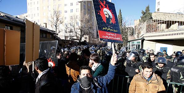 Pentagon'a göre, İran-Suud gerginliği lafta...