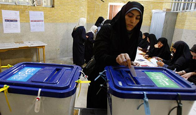 Muhafazakar-Reformist rekabetinde İran seçimleri   DOSYA