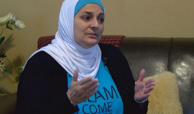 Trump'ın salondan attırdığı Müslüman kadın konuştu