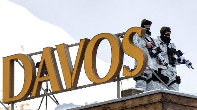 Şimşek ve Zeybekçi Davos yolcusu