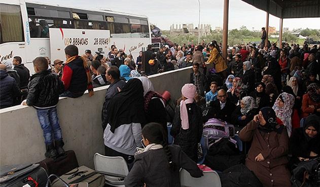 İsrail, Kerm Ebu Salim Sınır Kapısı'nı kapattı