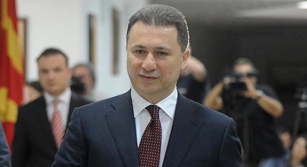 Makedonya Başbakanı istifa edecek