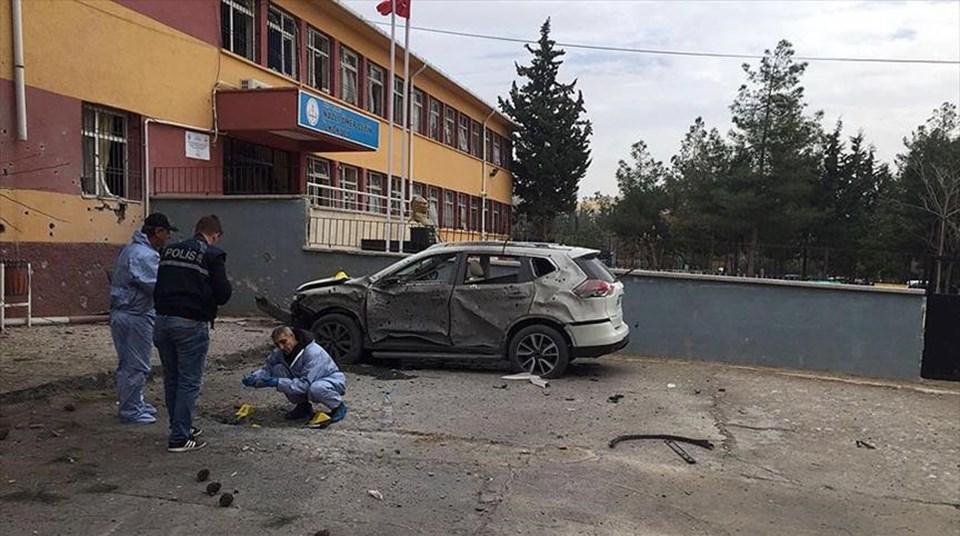 Kilis'te okulda patlama: 1 ölü