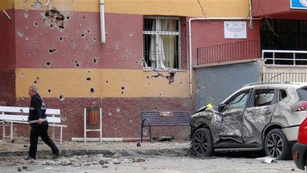 Kilis'te okul saldırısı IŞİD'in çıktı