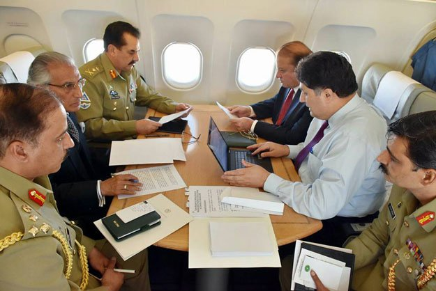 Pakistan Başbakanı Riyad'dan sonra Tahran'da