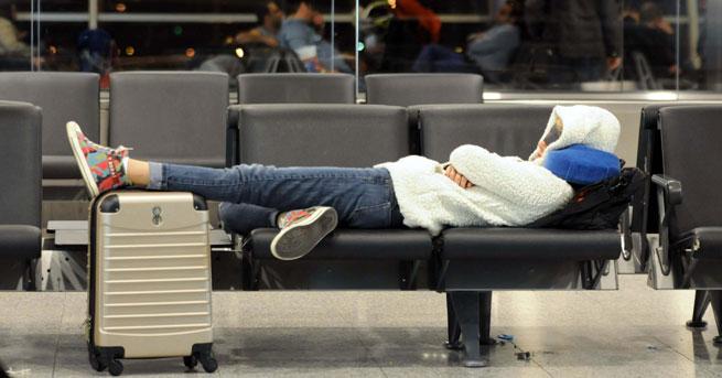 Havalimanları otel oldu