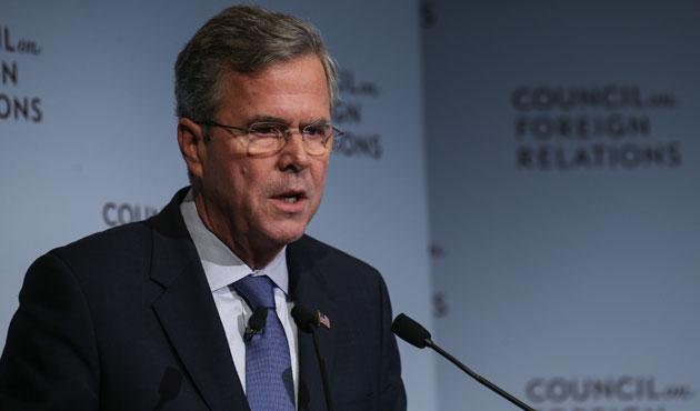 Jeb Bush İran'a yeni yaptırımlar istedi