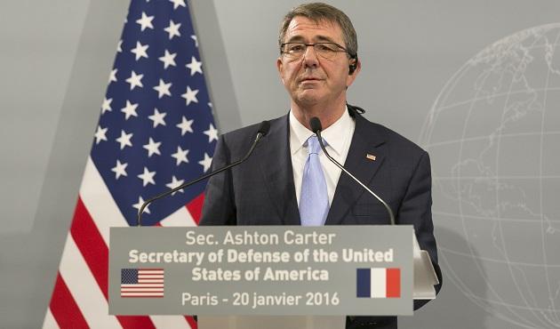 Ashton Carter: Rusya yanlış bir stratejik yolda