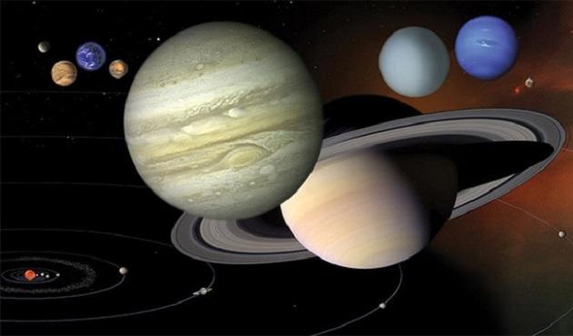 Gökyüzünde beş gezegen bir arada görülecek