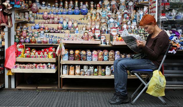 Rusya ekonomisi darboğazda