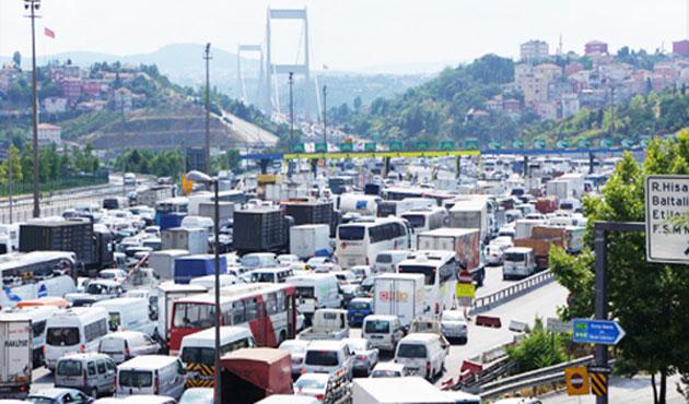 Beşiktaş'ta trafiğe Joe Biden ayarı