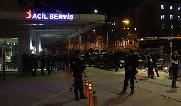 Nusaybin'de bir polis ve bir asker can verdi