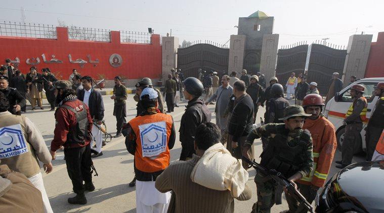 Pakistan saldırısını yapanlar araştırılıyor