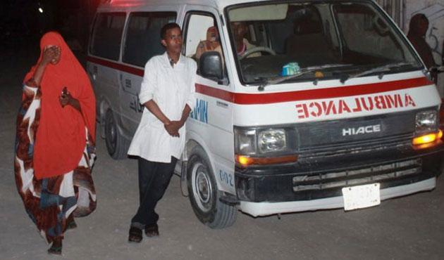 Somali'deki intihar saldırısında 20 ölü