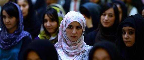 Afganistan'da kadınlara özel üniversite