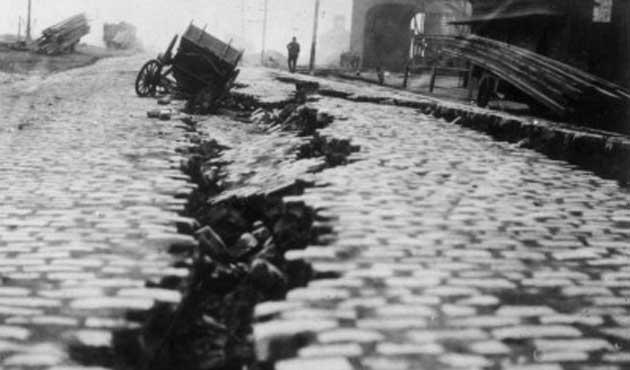 Alaska'da şiddetli deprem