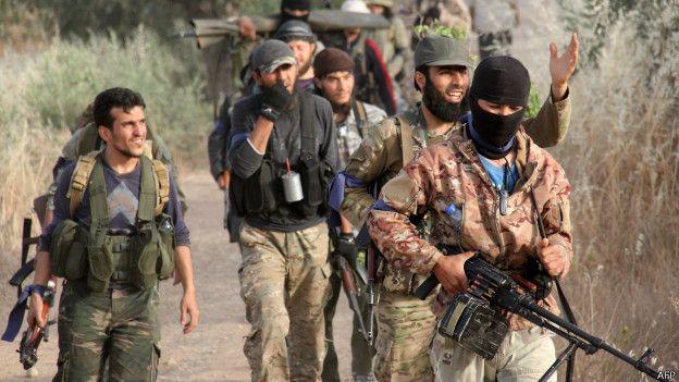Ahrar'uş Şam'a saldırı: Yedi ölü