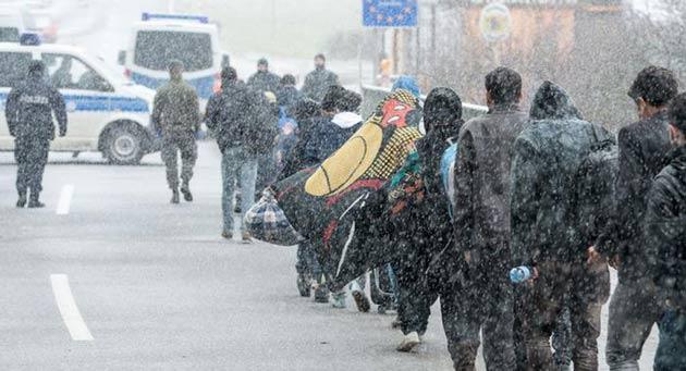 Almanya suç işleyen mültecileri Türkiye'ye gönderecek!