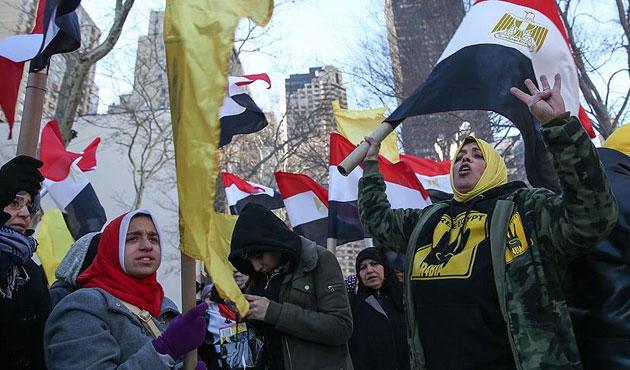 Mısır devrimin 5'inci yılını kutluyor