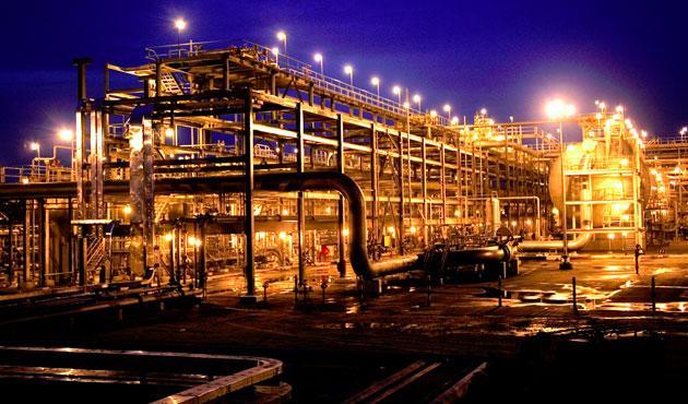 ARAMCO'dan 43,7 milyar dolarlık projeler