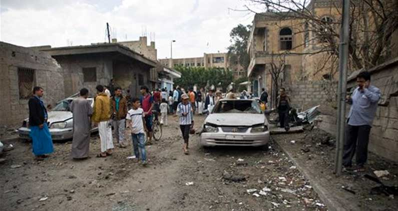 Yemen'de hava saldırısı: 18 ölü