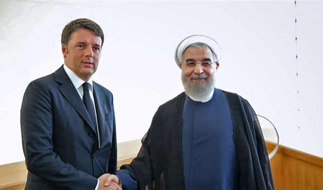 İtalya Başbakanı da Tahran'a gidiyor