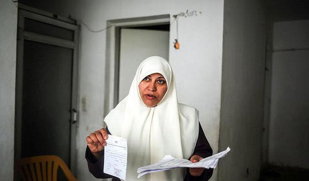 Gazze'de su sıkıntısı artıyor